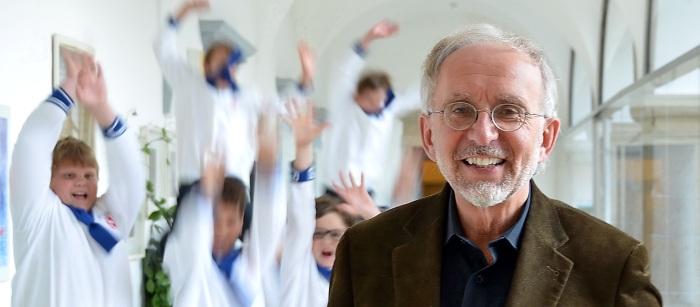 Jubiläum: »Mr. Sängerknaben«, Franz Farnberger ist 60